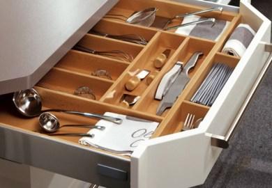 Kitchen Cabinet Drawers Organizers