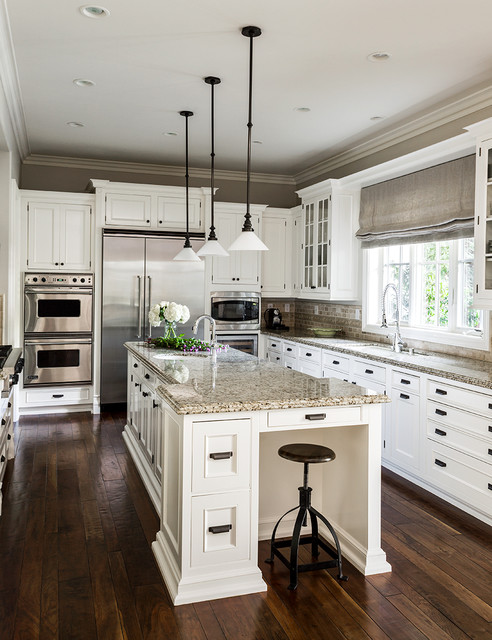 Newport Beach  Traditional  Kitchen  Los Angeles  By L