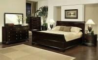 Abbyson Living 4-piece Sleigh California King-size Bedroom ...