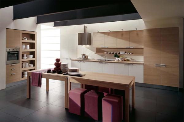 MIA Kitchen Collection  ARAN Cucine Italy modern