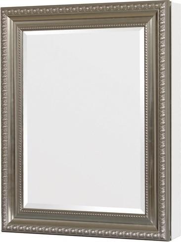 Pegasus SP4596 24 x 30 Deco Framed Medicine Cabinet