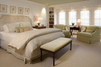 Traditional Master Bedroom - Traditional - Bedroom - san ...