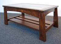 Mission Style Coffee Table - Coffee Tables - milwaukee ...