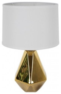 White Gold Lamp | White Gold