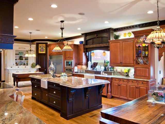 Grand Kitchen  Traditional  Kitchen  Charleston  By