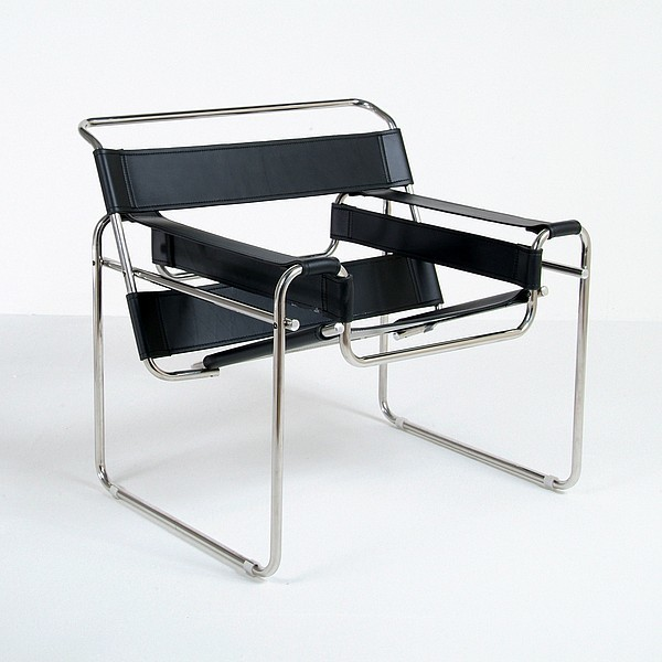 Breuer Wassily Chair Reproduction  Modern  Chairs  by