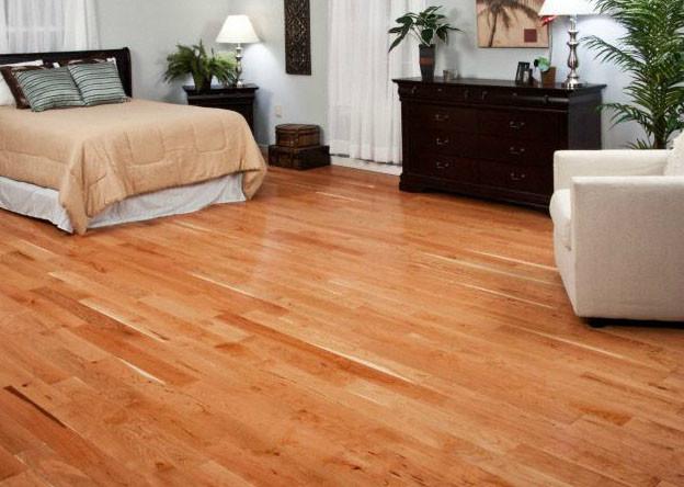 Bellawood Natural American Cherry  Hardwood Flooring  by