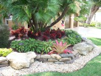 Life short: Tropical landscaping ideas front yard