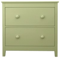Amelia Bedside Dresser - Traditional - Dressers - other ...