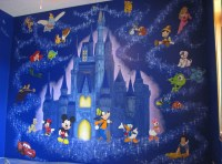 Disney Mural - Contemporary - minneapolis - by Walls Of ...