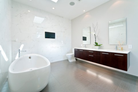 Bathroom Remodel Guide Floating Vanity - Bathroom remodel guide