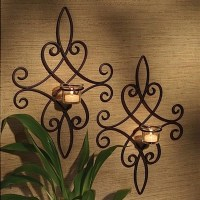 Wall Decor Candles | Home Decoration Club