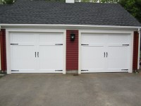 Wood Composite Garage Doors - Modern - Garage And Shed ...