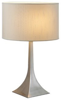 Luxor Tall Table Lamp - Contemporary - Table Lamps - by Inmod