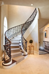 Custom Stair Railings