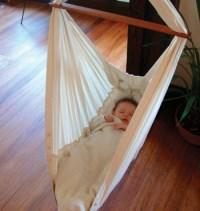 Natures Sway Organic Baby Hammock