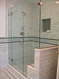 Carrera Marble Bathroom - Traditional - Bathroom - new ...