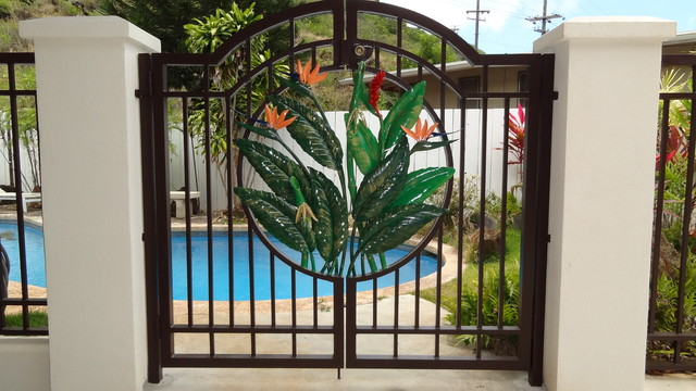 Tropical pool gate tropical pool hawaii by pacificPacific Outdoor Living Hawaii   Ideasidea. Pacific Outdoor Living Hawaii. Home Design Ideas