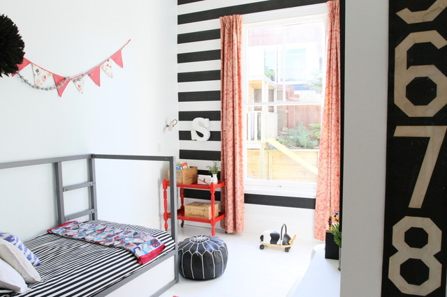 Residential Interior Design Project eclectic-kids