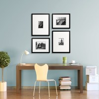 Gallery wall ideas - Modern - Home Office - chicago - by ...