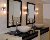 Modern Mirrors - Modern - Bathroom - miami - by CMF Custom ...