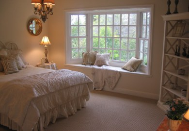 Bedroom Bay Windows