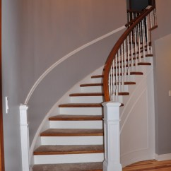Artwork For Living Room Walls The Chandler 80s Curved Staircase Updated