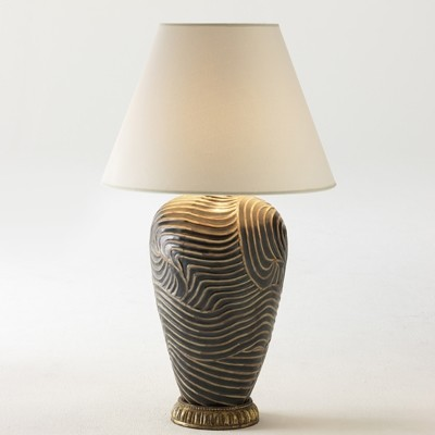 Zen Lamp  Eclectic  Table Lamps  by Bunny Williams