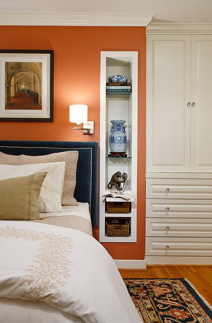 Master Bedroom BuiltIns  Contemporary  Bedroom  dc