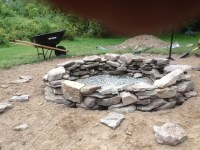 Natural Fire Pits | Joy Studio Design Gallery - Best Design