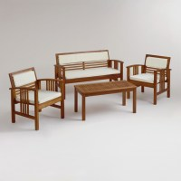 4-Piece Belize Occasional Furniture Set - Contemporary ...