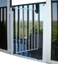 Lock-n-Block Sliding Door Gate - Traditional - Baby Gates ...