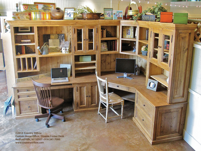 28 Creative Double Desks Home Office