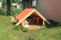 Modern A Frame Playhouse - Modern - Outdoor Playhouses ...
