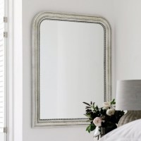 Madison Arched Wall Mirror - Traditional - Wall Mirrors ...