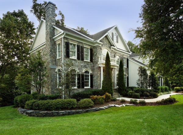 oakton curb-appeal - traditional