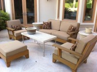 Smith & Hawken Replacement Cushions - Contemporary - Patio ...