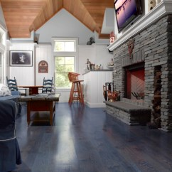 Country Living Rooms With Fireplaces Amazing Room Ideas Heritage Wide Plank Flooring - Traditional ...