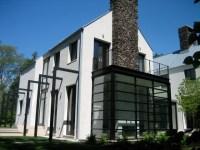 Modern Bay Window - Door 13 Architects