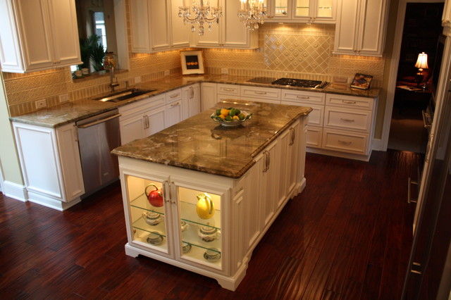 Custom Kitchen Islands That Look Like Furniture Home Design Ideas