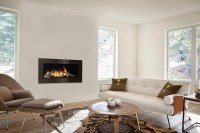 Modern Fireplaces - Contemporary - Living Room ...