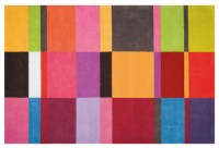 Colorful Modern Rugs - Interior Home Design