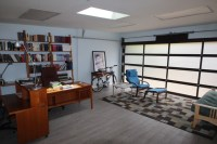Garage Conversion - Contemporary - Home Office - los ...