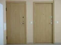 Modern Apartment Entry Doors - Modern - Front Doors - new ...