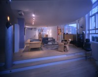 Award Winning Contemporary - Traditional - Family Room ...