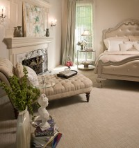 Quiet Sophisticated Master Bedroom - Transitional ...