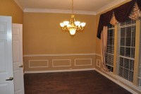 Chair Rail and Picture Frame Molding - Traditional ...