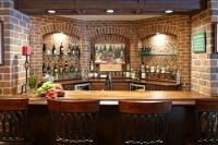 Finished Basement Bar - Basement - detroit - by M.J ...