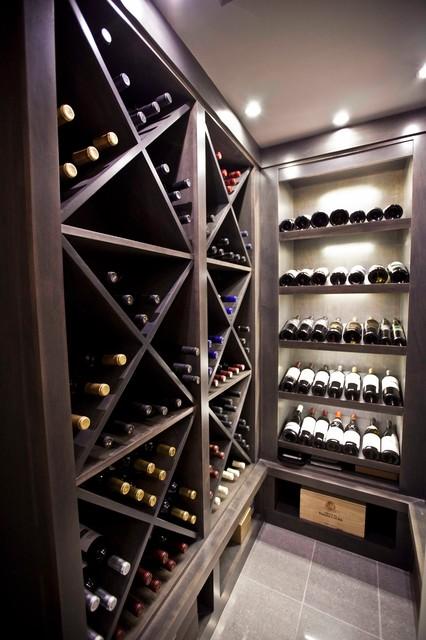 artwork for living room walls large rugs uk may basement renovation - transitional wine cellar ...