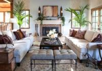 English Cottage Living Room - Traditional - Living Room ...